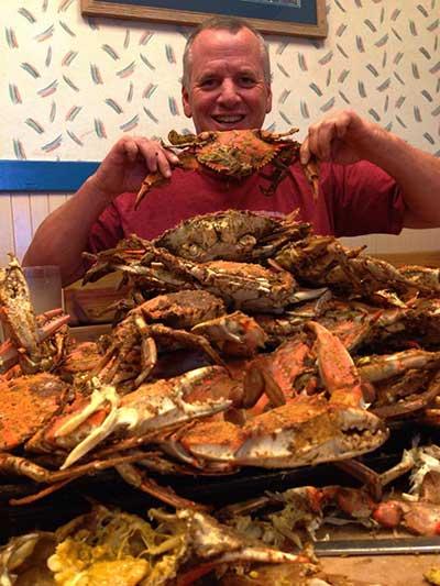 Regular Customers Crabs